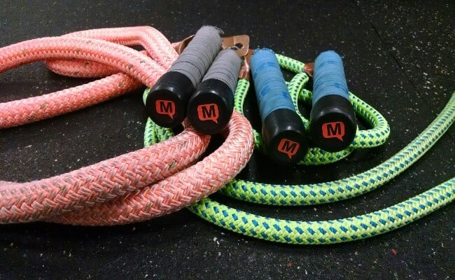 Heavy Jump Ropes
