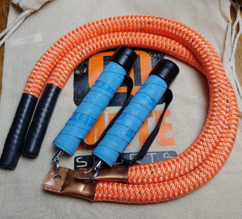 Bull Rope Heavy Jump Rope By Mute Sports