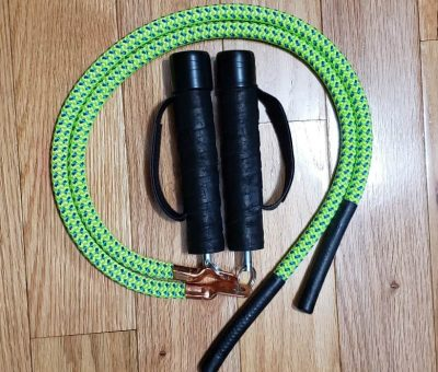 Grip Assist Split Rope